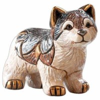 Figurka Wilk mały 6 cm De Rosa Rinconada