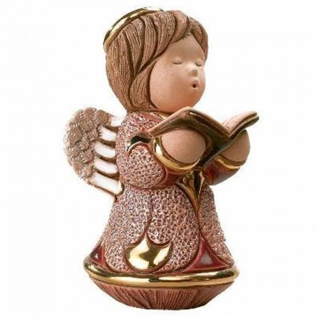 Figurka Aniołek z książką 9 cm De Rosa Rinconada