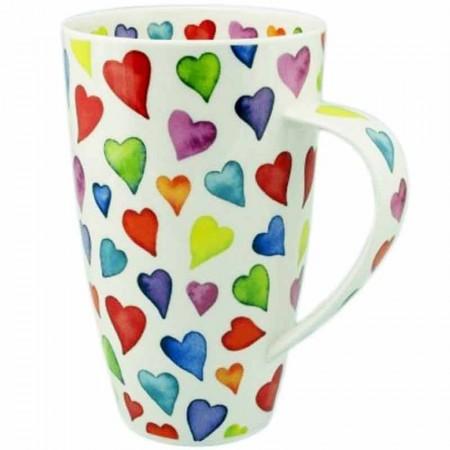 Kubek Henley Warm Hearts 600ml Dunoon