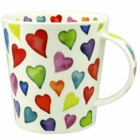 Kubek Cairngorm Warm Hearts 480ml Dunoon