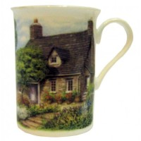 Kubek wiejski domek 250ml English Collection