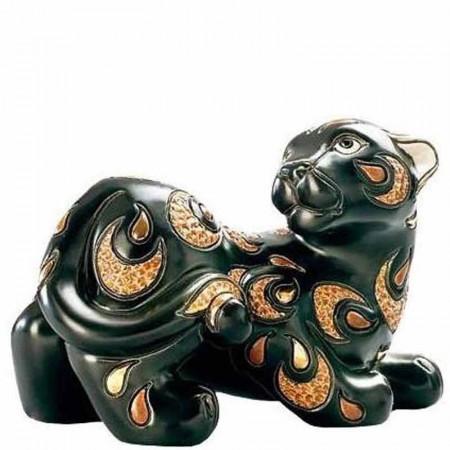 Figurka Czarna pantera 9 cm De Rosa Rinconada
