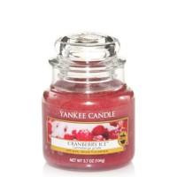 Świeca mała Yankee Candle Cranberry Ice
