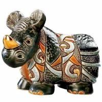 Figurka Nosorożec 13 cm De Rosa Rinconada