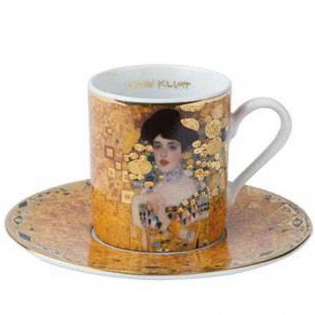 Filiżanka espresso Adela 100ml Gustaw Klimt Goebel