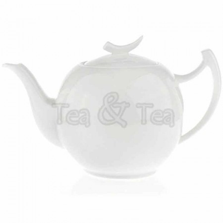 Dzbanek Epsilon biały 1,0l Tea Logic