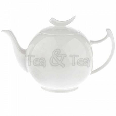 Dzbanek Epsilon biały 400ml Tea Logic