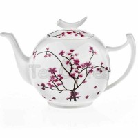 Dzbanek Kwiat Wiśni 400ml Tea Logic