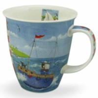 Kubek Nevis Ahoy ! Lighthouse 480ml Dunoon