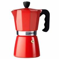 Kawiarka aluminiowa Classic czerwona 300 ml La Cafetiere Randwyck