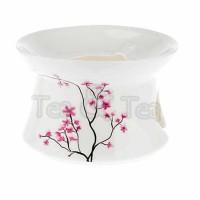 Podgrzewacz Kwiat Wiśni 14cm Tea Logic