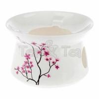 Podgrzewacz Kwiat Wiśni 12,5cm Tea Logic