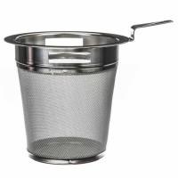 Zaparzacz z rączką i wycięciem 8 cm Tea Logic