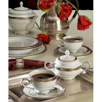 Serwis herbaciany Doria dla 12-stu osób Villa Italia