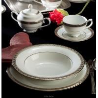 Serwis obiadowy Doria dla 12-stu osób Villa Italia