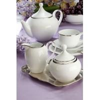 Serwis herbaciany Hatty Platin dla 12-stu osób Villa Italia