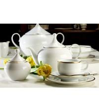 Serwis herbaciany Hatty Gold dla 12-stu osób Villa Italia