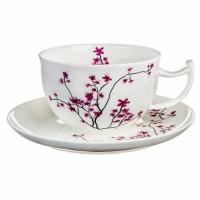 Filiżanka śniadaniowa Kwiat Wiśni 500ml Tea Logic Kwiat