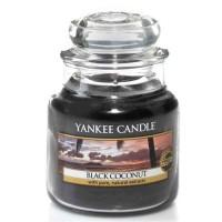 Świeca mała Yankee Candle Black Coconut