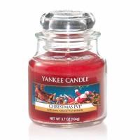 Świeca mała Yankee Candle Christmas Eve