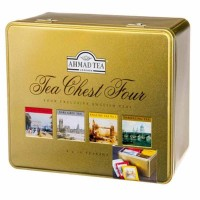 Zestaw herbat Chest Four Mix 40 torebek Ahmad Tea