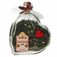 Serce z herbatą Egzotyczny Żar