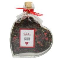 Serce z herbatą Amore Amore