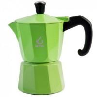 Kawiarka Moka Colori 3 zielona 150ml Forever