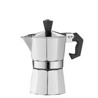 Kawiarka aluminiowa srebrna 50 ml Cilio
