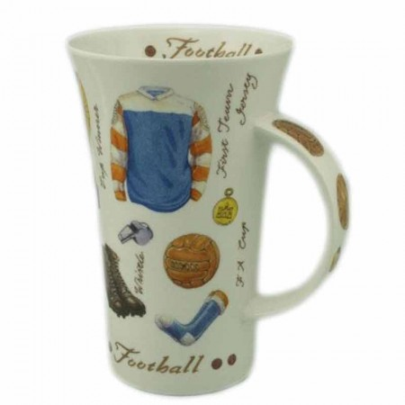 Kubek Glencoe Sports Memorabilia Football 500ml Dunoon