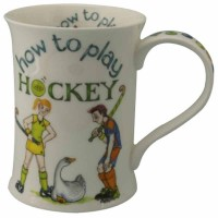 Kubek Cotswold How to Play Hockey 330ml Dunoon