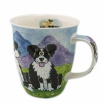 Kubek Nevis Highland Animals Collie 480ml Dunoon