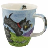 Kubek Nevis Highland Animals Scottie 480ml Dunoon