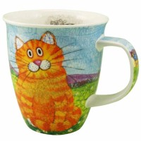 Kubek Nevis Happy Cats Ginger 480ml Dunoon