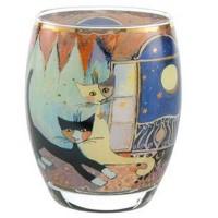 Tealight Amici della luna 10 cm Rosina Wachtmeister Goebel