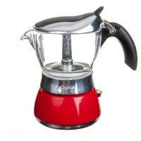 Kawiarka Cristal Red 150 ml Bialetti