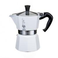 Kawiarka Moka Biała 150 ml Bialetti