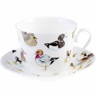 Filiżanka śniadaniowa Waterbirds Kaczki 450ml Roy Kirkham