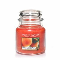 Świeca średnia Yankee Candle Orange Splash
