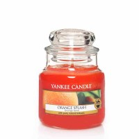 Świeca mała Yankee Candle Orange Splash