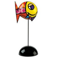 Figurka Deeply in Love 1 29cm Romero Britto Goebel