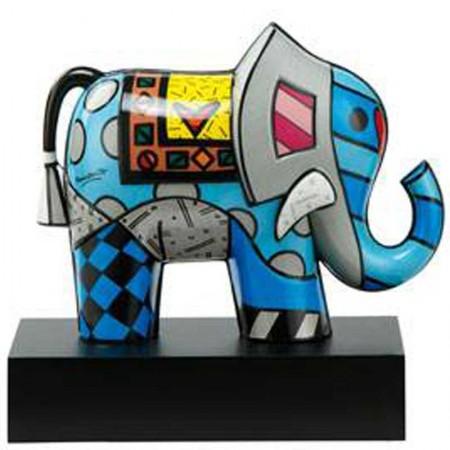 Figurka Great India 2 21.5cm Romero Britto Goebel