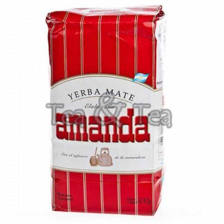 Yerba Mate klasyczna mocna 500g Amanda