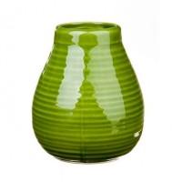 Tykwa ceramiczna Matero Calabaza Green