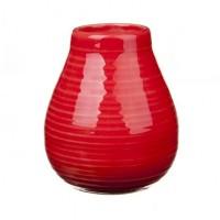Tykwa ceramiczna Matero Calabaza Red