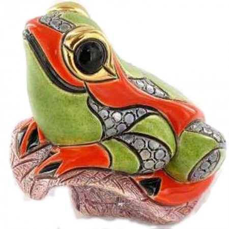Figurka Żaba 9cm De Rosa Rinconada