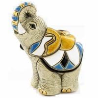 Figurka Słonik indyjski 10 cm De Rosa Rinconada