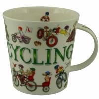 Kubek Cairngorm Sporting Antics Cycling 480ml Dunoon