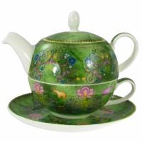 Tea for one Rani zestaw filiżanka 250ml z dzbankiem Tea Logic