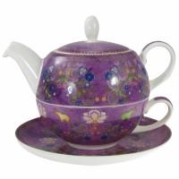 Tea for one Sari zestaw filiżanka 250ml z dzbankiem Tea Logic